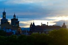 etapa-2-amanecer-en-Pamplona