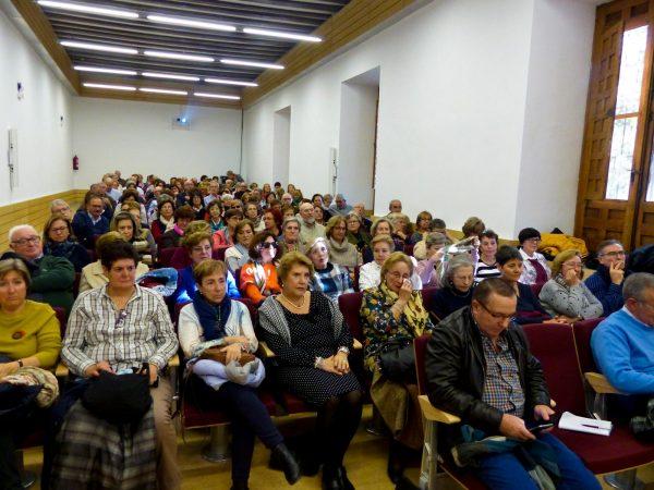 Encuentro de universitarios Seniors en Alcalá de Henares