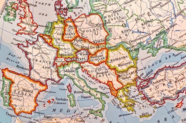 mapa-europea
